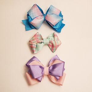 Other - Set of 3 Handmade Girls Hair Accesories
